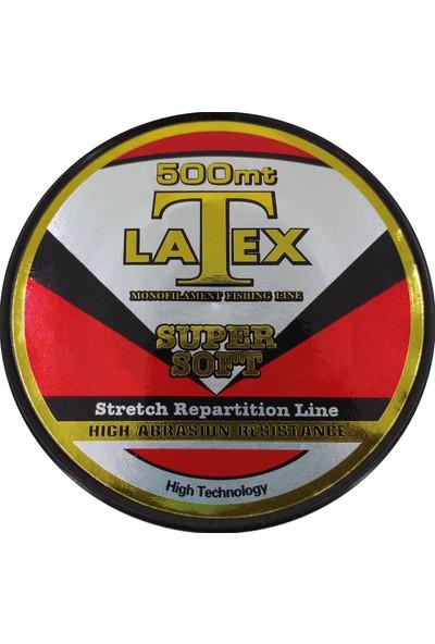 Latex Super Soft Misina 500M Monifilament High Technology