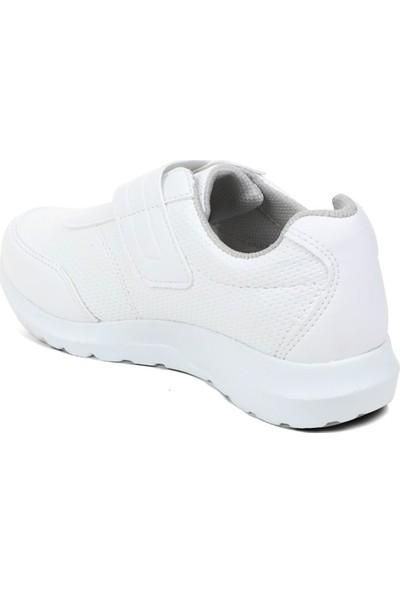 Acropol 105 Deri Hafif Taban Kadın Spor Ayakkabı