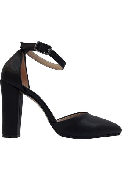 Gizem Maxsens 515-20 Deri Stiletto Kadın Ayakkabı