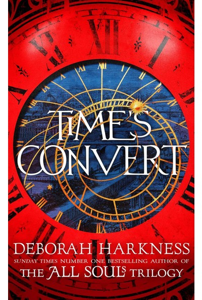 Time's Convert - Deborah Harkness
