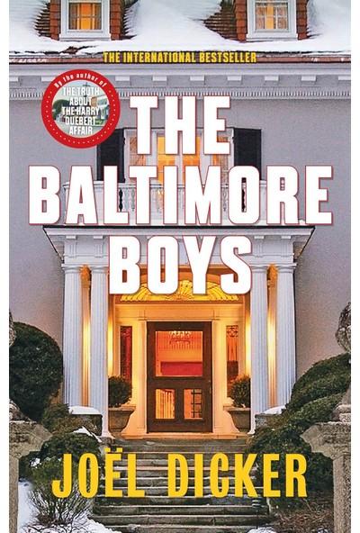 The Baltimore Boys - Joel Dicker