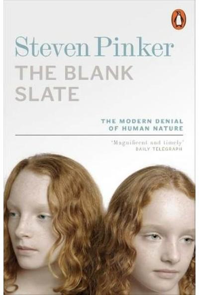 The Blank Slate - Steven Pinker