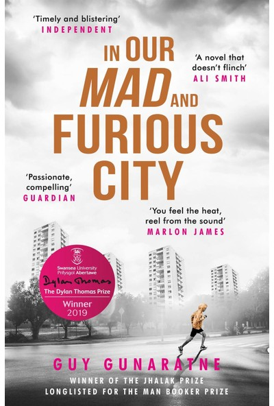 In Our Mad And Furious City - Guy Gunaratne