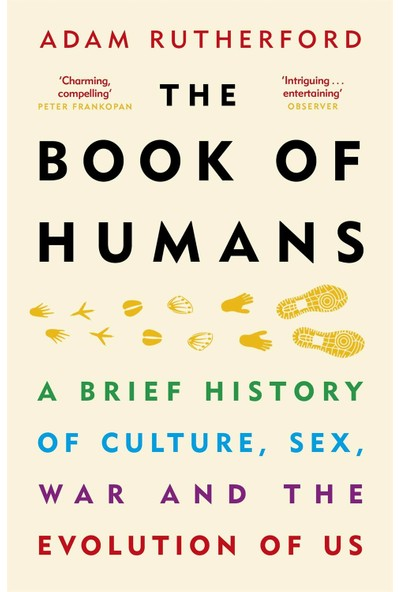 The Book Of Humans - Adam Rutherford
