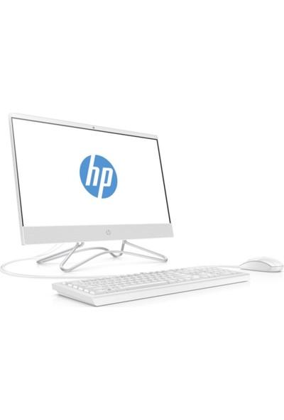 """HP 200G4 Intel Core i3 10110U 4GB 256GB SSD Windows 10 Home 21.5"""" FHD All In One Bilgisayar 123T0ES"""