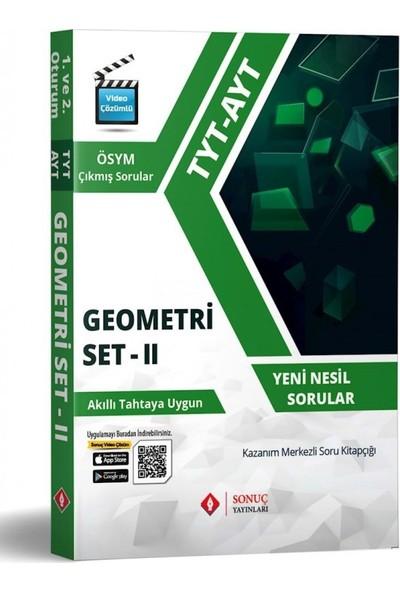 Sonuç Yayınları TYT AYT Geometri Set 2