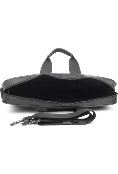 """Eye 528 Laptop ve Evrak Çantası 13"""" Siyah - Gri"""