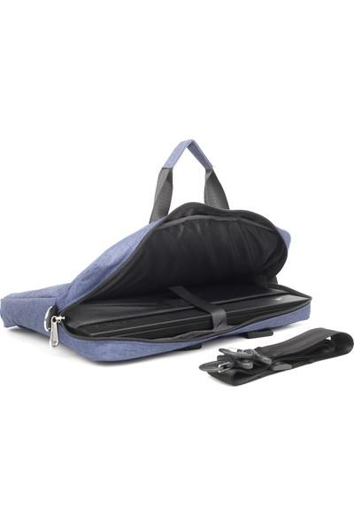 """Eye 265 Laptop ve Evrak Çantası 15.6"""" Mavi"""