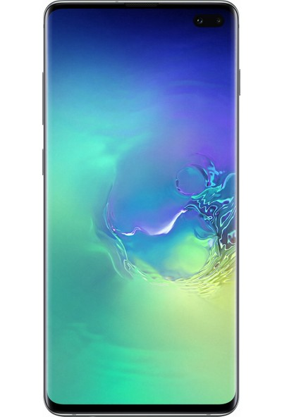 Telbor Samsung Galaxy S10 Tam Kaplayan Ultra İnce Ekran Koruyucu - Siyah