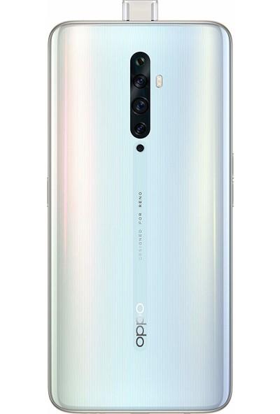 Telbor Oppo Reno2 Z Kaplayan Ultra İnce Ekran Koruyucu - Siyah