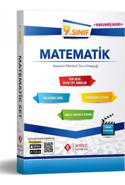Sonuç Yayınları 9. Sınıf Matematik Modüler Set