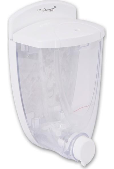 Flosoft Sıvı Sabunluk 650 ml F011