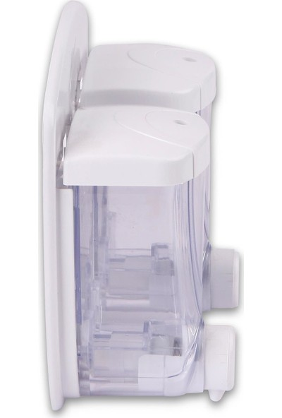 Flosoft Ikiz Sıvı Sabunluk (350 ml +350 Ml) F029