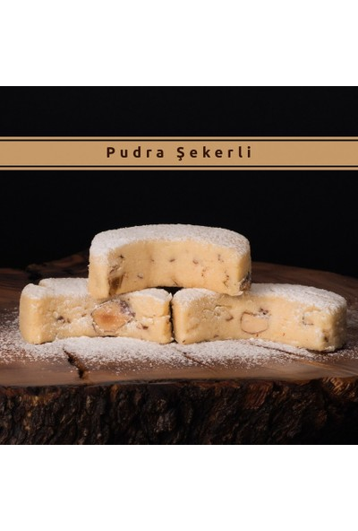 Keçecizade Bademli Kurabiye (Kavala Kurabiyesi) 920 gr