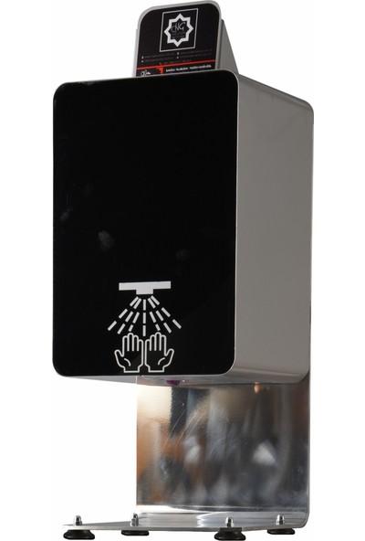 Hg Solution Pulvarize Dispanser Metalik Gri