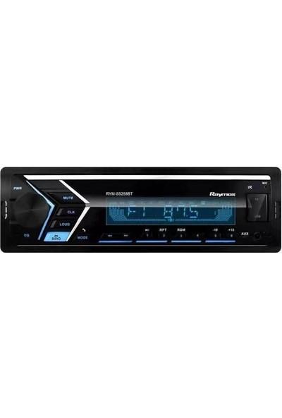 Raymos RYM-S5258BT Multicolor SD/MP3/LCD/BT 4X55W Oto Teyp
