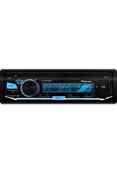Raymos-Rym S5255BT Bluetooth 4X55 W Oto Teyp