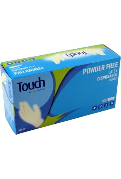 Touch Lateks Pudrasız Eldiven - Large