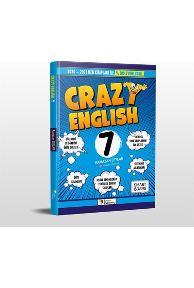 Crazy Publishing Crazy English 7. Sınıf