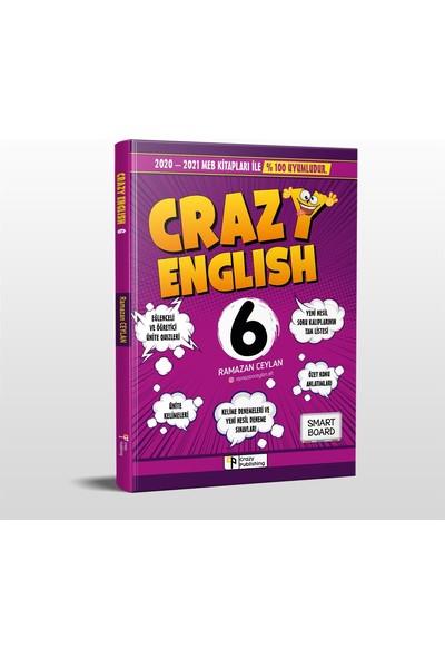 Crazy Publishing Crazy English 6. Sınıf