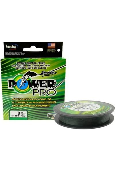 Power Pro Örgü Misina Moss Green 135 mt 0.06 mm 3 kg