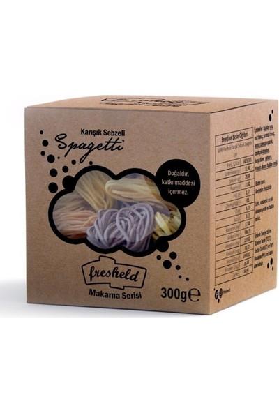 Fresheld Karışık Sebzeli Spagetti 300 gr