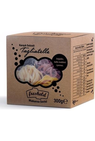 Fresheld Karışık Sebzeli Tagliatelle 300 gr