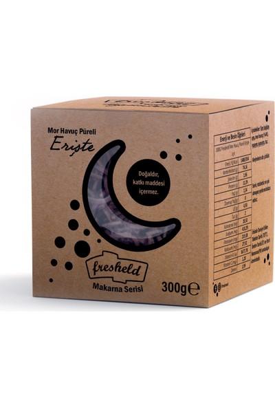 Fresheld Mor Havuç Püreli Erişte 300 gr