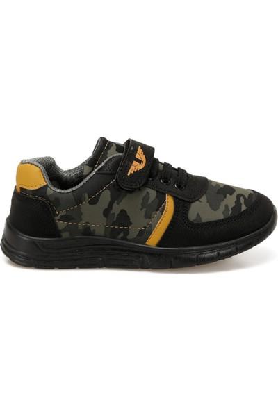 Yellow Kids Massim Haki Erkek Çocuk Sneaker