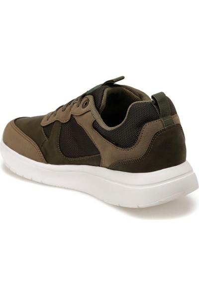 Kinetix Mundu Haki Erkek Sneaker Ayakkabı