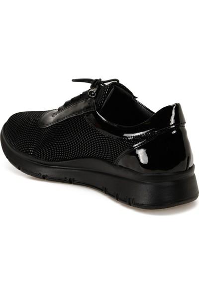 Travel Soft TRV1727 Siyah Kadın Comfort Ayakkabı