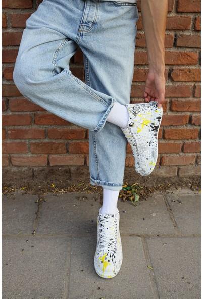 Chekich Bt Erkek Ayakkabı S.Benekli