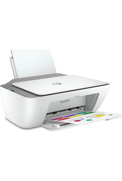 Hp Deskjet 2720 Fotokopi + Tarayıcı + Wifi Yazıcı 3XV18B