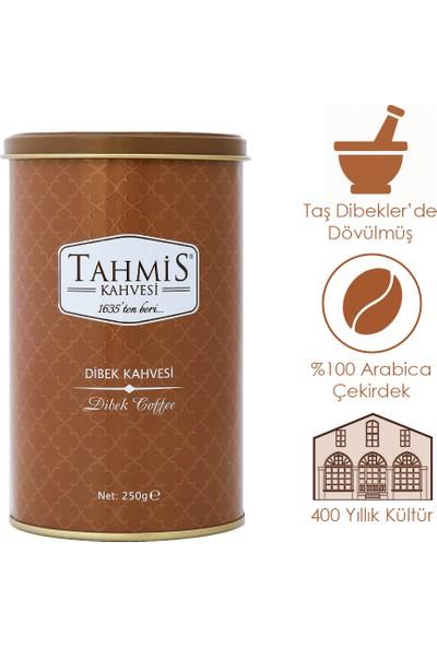 Tahmis Kahvesi Dibek Kahvesi 250 gr Teneke