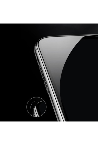 Zümrah Honor 20 Lite 5d Full Kapatan Fiber Nano Ekran Koruyucu Jelatin Şeffaf