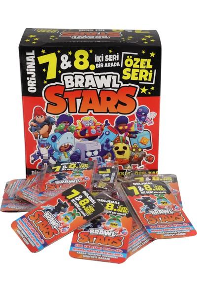 Redro Home Brawl Stars 7 ve 8 Özel Seri Maxi Boy 450'li Oyun Kartı