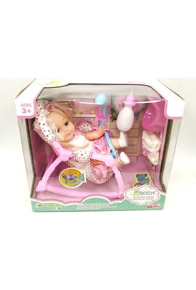 Global Toys Roza Salıncak Puset Bebek GL100613