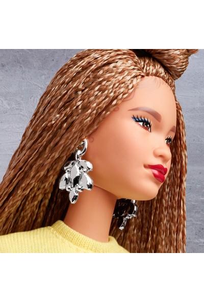 BMR1959 Koleksiyon Barbie Bebeği, Şortlu - Uzun Saçlı GHT91