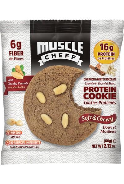 Muscle Cheff Protein Kurabiye 60 gr 12 Adet
