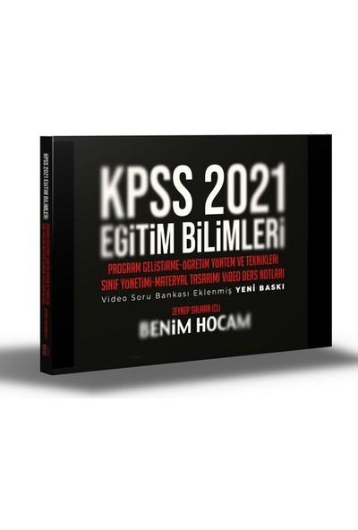 Benim Hocam Yayınları Kpss 2021 Eğitim Bilimleri Program Geliştirme Öğretim Yöntem Ve Teknikleri Video Ders Notları - Zeynep Salman İçli
