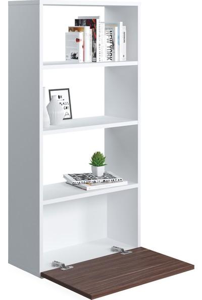 Ruum Store By Doğtaş Hoar Kitaplık Victoria Ceviz
