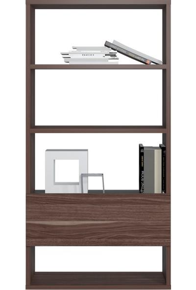 Ruum Store By Doğtaş Bros Kitaplık Victoria Ceviz