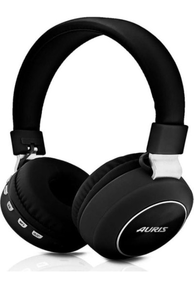 Auris Bluetooth Super Bass Kulaklık Siyah ARS-BT004