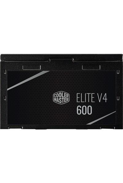 Cooler Master Elite V4 600W 80+ Aktif PFC 120 mm Fanlı PSU (MPE-6001-ACABN-EU)