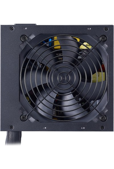 Cooler Master MWE 650W 80+ Bronze 2 x EPS Aktif PFC 120 mm Fanlı PSU (MPE-6501-ACABW-BEU)