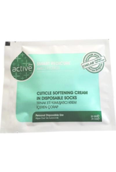 Active Akıllı Pedikür Çorabı - 5 Adet