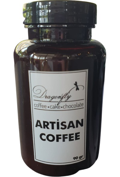 Dragonfly Coffee Cake Chocolate Artizan Filtre Coffee 90 gr