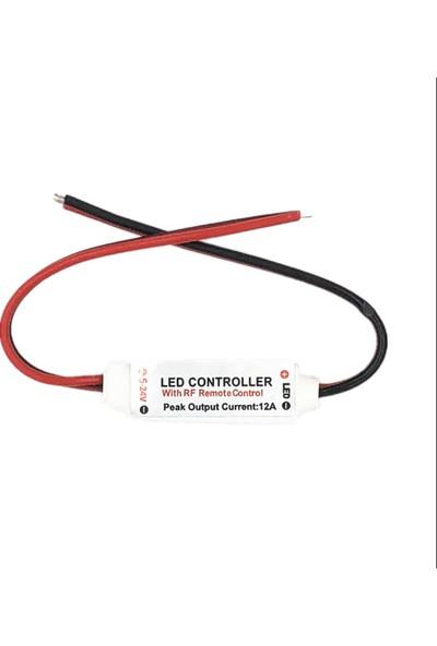 Joytech Rf Uzaktan Kumandalı Şerit LED Dimmer LED Işık Kontrolü 12V/24V