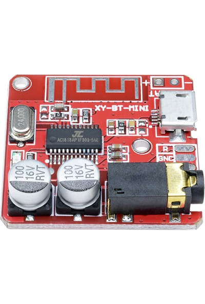 Joytech Bluetooth Ses Alıcı Modülü Decoder Bluetooth 4.1 5V