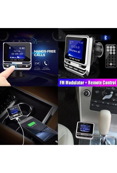 Judas B4 Fm Mp3 Bluetooth 5.0 Aktarım Cihazı